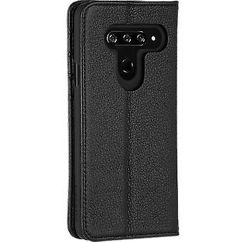 Case-Mate Wallet Folio Case for LG V40 ThinQ - Black