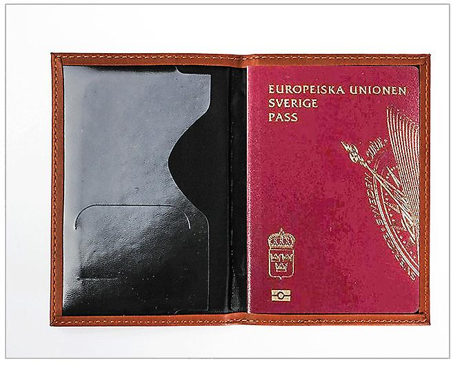 Passport Wallet Pass case pass protection passport case in PU Leather
