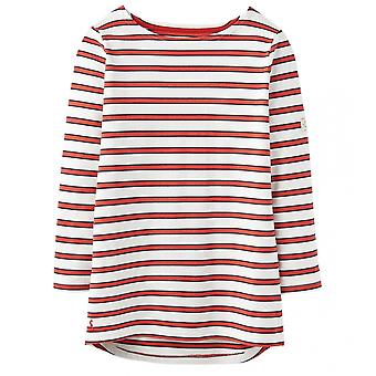 Joules Joules Harbour Womens Jersey Top S/S 19