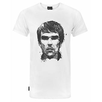 W.C.C Ian Brown Unisex Longline T-Shirt