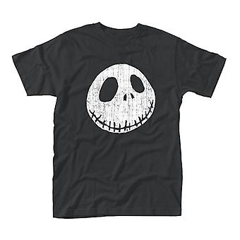 Disney Nightmare Before Christmas, The Cracked Face T-Shirt