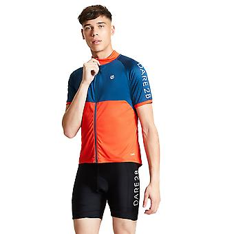 Dare 2b Mens Accurate II Lightweight Quick Dry Cycling Shirt