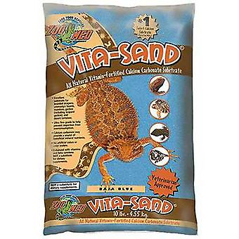 Zoo Med Arena para Reptiles Vita Sand Marrón (Reptiles , Beds and Hammocks)