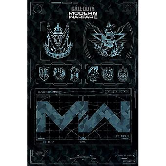 Call of Duty, Maxi Poster - Factions