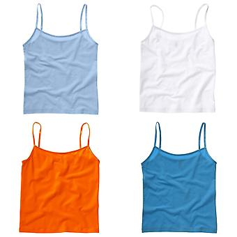 Bella + Canvas Womens/Ladies Cotton Spandex Camisole Top