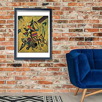 Wassily Kandinsky - Points Poster Print Giclee