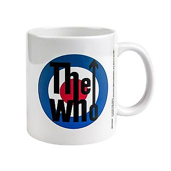 The Who, Mug - Logo