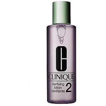 Clinique Clarifying Lotion 2 Mixed Skin