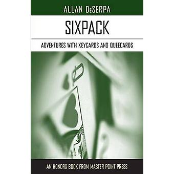 Sixpack Adventures with keycards and queecards by DeSerpa & Allan