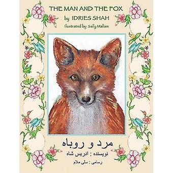 The Man and the Fox EnglishDari Edition by Shah & Idries