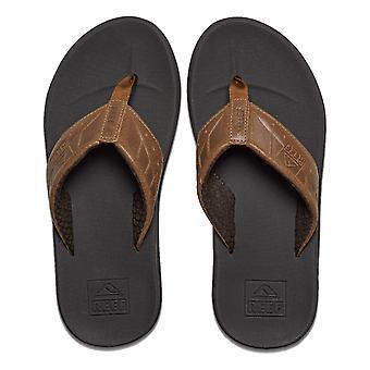 Reef Phantom Läder Sandaler i Brun / Tan
