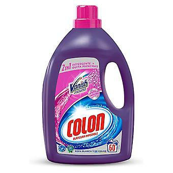 Colon Vanish Powergel Liquid Laundry Detergent (60 Lavages)
