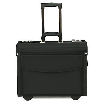 """Tassia a ruote pilota caso 16"""" Laptop 1680D Nylon volo valigetta borsa Business"""