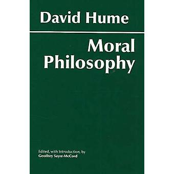 Hume - Moral Philosophy by David Hume - 9780872206007 Book