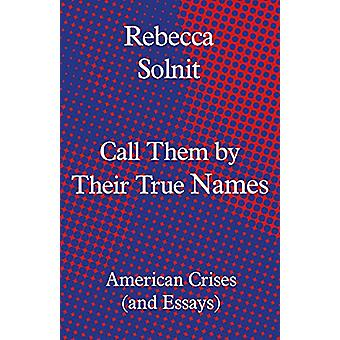 Call Them by Their True Names - American Crises (and Essays) by Rebecc