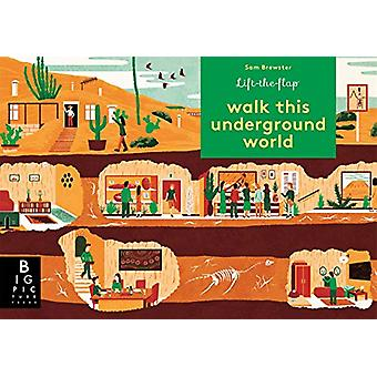 Walk This Underground World by Kate Baker - 9781787413764 Book