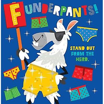 Funderpants! by Funderpants! - 9781789470185 Book