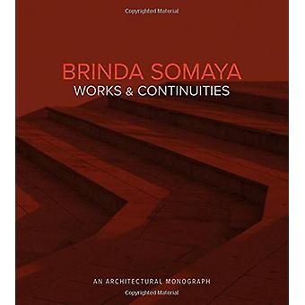 Brinda Somaya - Works and Continuities by Ruturaj Parikh - 97893853602