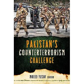 Pakistan's Counterterrorism Challenge by Moeed Yusuf - 9781626160453