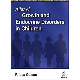 Atlas över tillväxt och endokrina störningar hos barn