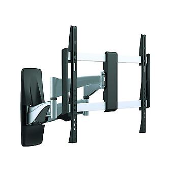 EZ Series Full-Motion Articulating TV Wall Mount Bracket For TVs 37in to 70in  Max Weight 99 lbs  Extends from 2.0in to 17.5in  VESA Up to 600x400  Rotating   Concrete & Brick  UL Certified by Monoprice