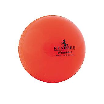 Leser Windball Training Coaching Cricket Ball Orange