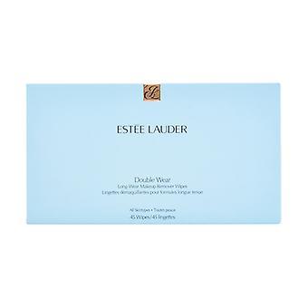 Make Up Remover Wipes Double Wear Estee Lauder/45 Enheter