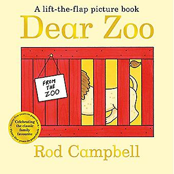Dear Zoo by Rod Campbell - 9781529017571 Book