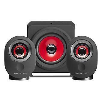Gaming Speakers Mars Gaming MSX Bluetooth 35W Black
