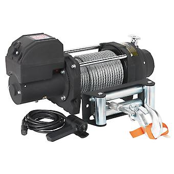 Sealey Rw5675 Recovery Winch 5675Kg linka na 12 v Industrial