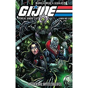 G.I. JOE A Real American Hero - Vol. 23 Artificial Intelligence by La