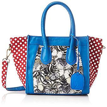 Laura Vita Dax - Donna Blau (Bleu) shoulder bags 12x23x26 cm (B x H T)