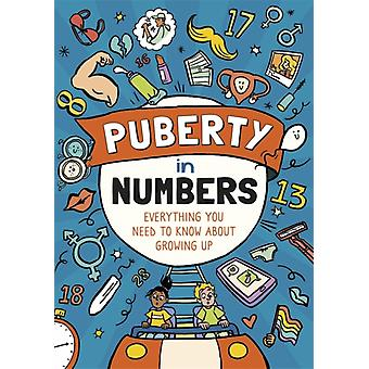 Puberty in Numbers by Liz Flavell