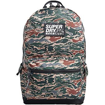 Superdry Mens Block Edition Montana Adjustable Backpack