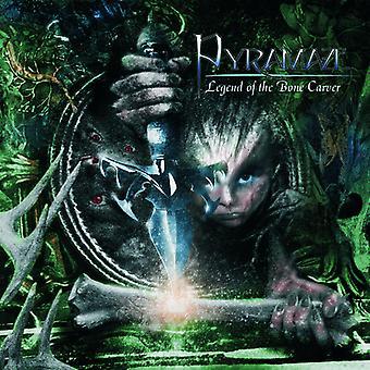 Legend Of The Bone Carver [CD] USA import
