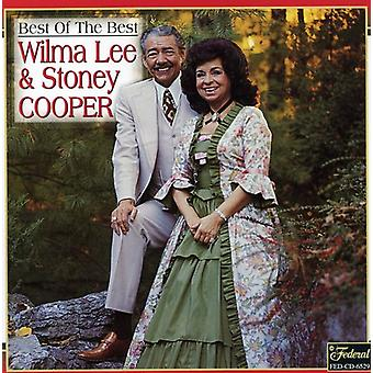 Cooper, Wilma Lee & Stoney - Best of the Best [CD] USA import