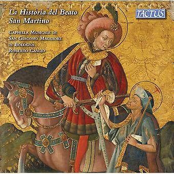 History Of Saint Martin 1558 [CD] USA import
