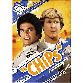 Chips: The Complete Fifth Season [DVD] USA import