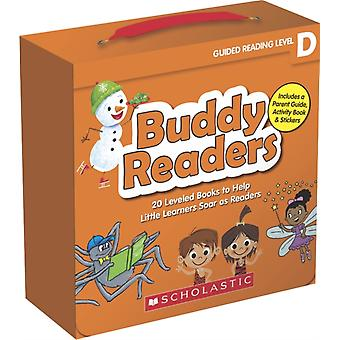 Buddy Readers Level D Parent Pack  20 Leveled Books for Little Learners by Liza Charlesworth
