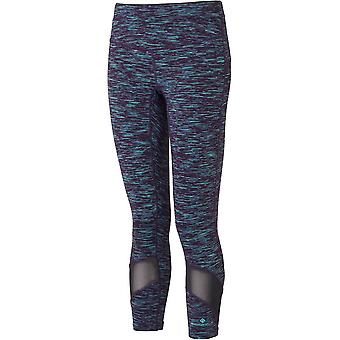 Ron Hill Womens Infinity Breathable Wicking Crop Tights
