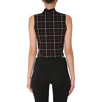 Fila 687852a682 Women's Black Cotton Top