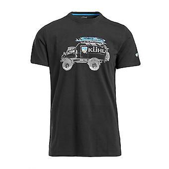 Kuhl Men's Stealth Mog T-Shirt Black