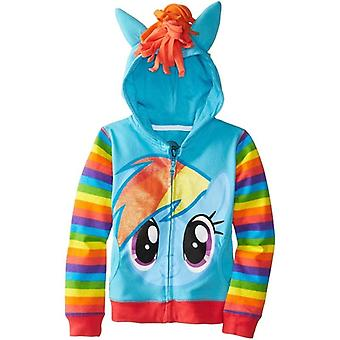 Girls Cartoon Jacket