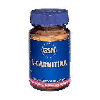 L-Carnitine 80 tablets of 595mg