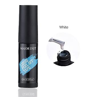 Base Coat Liquid Nail Peel Off Tape - Pin Gel Cuticle Care Tool