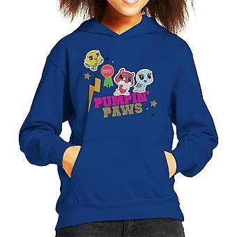 Littlest Pet Shop Pumpin Paws Kid's Hooded Sweatshirt
