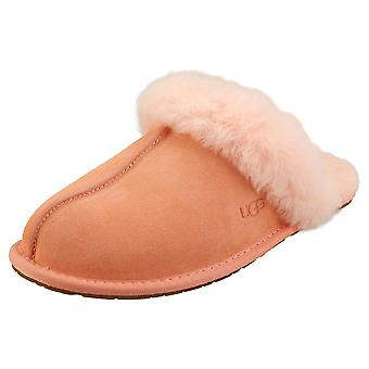 UGG Scuffette 2 Womens Slippers Shoes in Pink