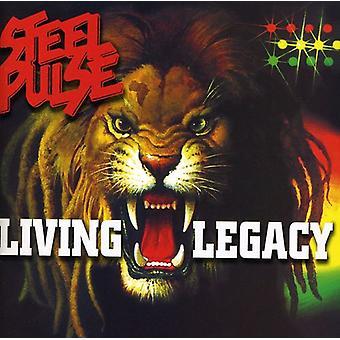 Steel Pulse - Living Legacy [CD] USA import