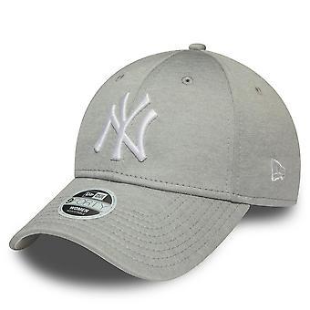 נשים עידן חדש 9Forty כובע-צל ניו יורק יאנקיז גריי