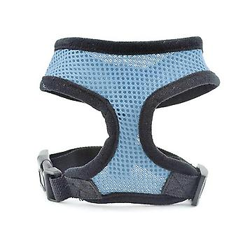 Dog Harness Vest Adjustable Soft Breathable Harness Nylon Mesh Vest Harness For Dogs Puppy Collar Cat Dog Chest Strap